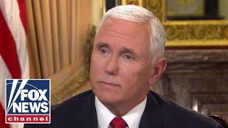 Pence on Kavanaugh, Trump-Putin summit and Mike Flynn