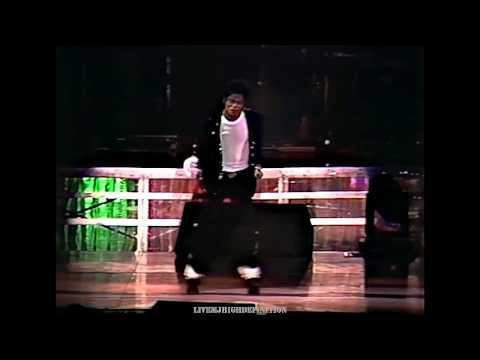 Michael Jackson - Billie Jean - Live Wembley 1988 - HD