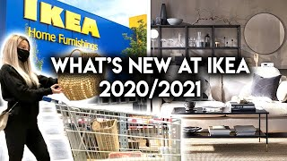 IKEA SHOP WITH ME 2020 | NEW PRODUCTS + ORGANIZATION + DECOR
