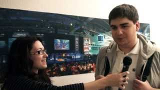 IEM Cologne: Interview with Gambit Gaming Edward