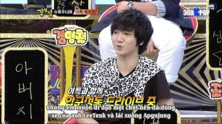 [SuJu team@360kpop][Vietsub]110830.Strong.Heart.E93.With.Super.Junior - Part 1