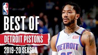 Best Of Detroit Pistons 2019-2020 Season