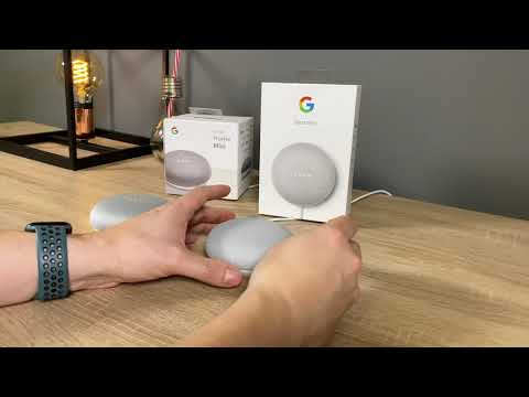 Google Nest Mini vs. Google Home Mini vs. Echo Dot
