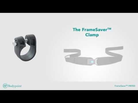 Bodypoint | FrameSaver Clamp | Wheelchair Hardware