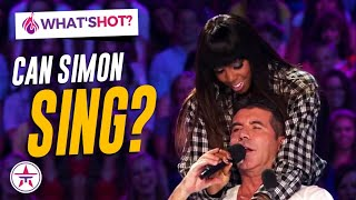 Can Simon Cowell Sing? ANSWERED!