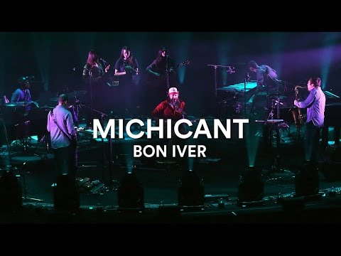 Bon Iver - Michicant at the Sydney Opera House, Vivid LIVE 2016