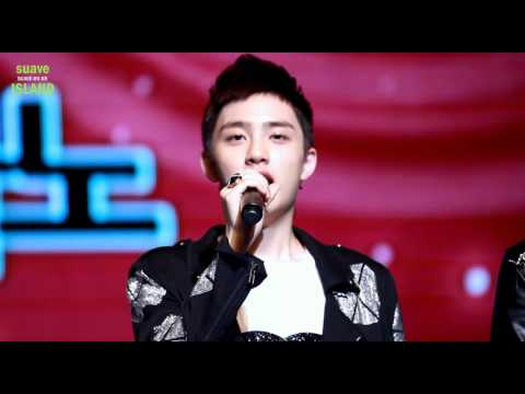 120616 D.O singing what is love + talk fancam¹ @ Sukira Piano Concert
