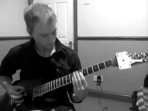 Stigmata Ice Guitar Cover