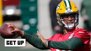 Detailing rookie Jordan Love's slow start at Packers training camp | Get Up