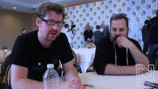 NAGS EXCLUSIVE: Dan Harmon, Spencer Grammar, Chris Parnell Talk Rick and Morty!