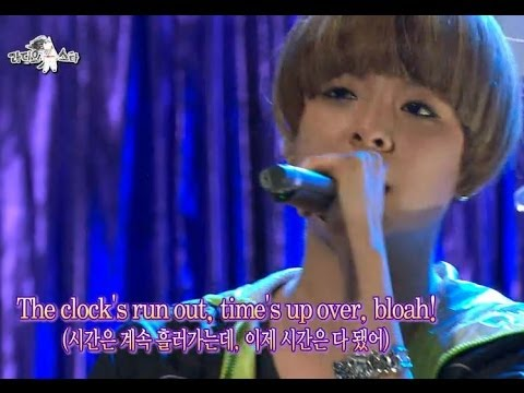 【TVPP】Amber(f(x)) - Lose Yourself (Eminem), 앰버(에프엑스) - 루즈 유어 셀프 (에미넴) @ The Radio Star