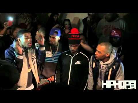Meek Mill Artist Lil Snupe Battles DeSean Jackson Artist Retro for $10k (Video)