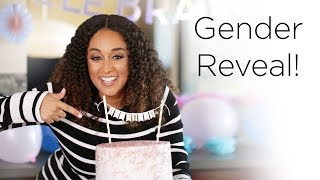 Tia Mowry's Gender Reveal  | Quick Fix