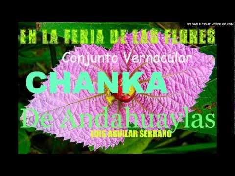 CONJ.  CHANKA DE ANDAHUAYLAS: EN LA FERIA DE LAS FLORES