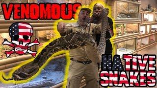 Jay and Kaye's  Rattlesnakes Got Talent