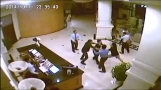 Hỗn chiến ở khách sạn Dương kinh - Hải phòng