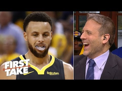 I knew Steph Curry was going to miss the last shot of Game 6 - Max Kellerman | First Take