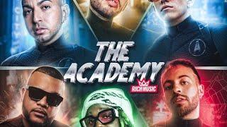 THE ACADEMY 🖤(Álbum Completo)🖤🔥 Rich Music🔥