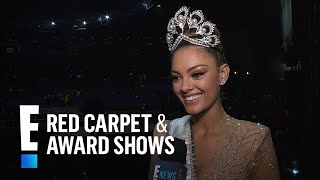 Reigning Miss Universe Demi-Leigh Nel-Peters Is Moving Where? | E! Red Carpet & Award Shows