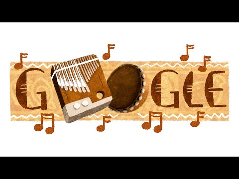 Behind the Doodle: Celebrating Mbira