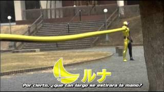 Kamen Rider Double Gaia Memory Data file - sub español