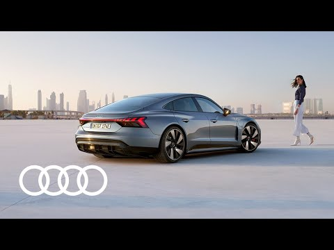 AUDI RS e-tron GT: Ideas start the future