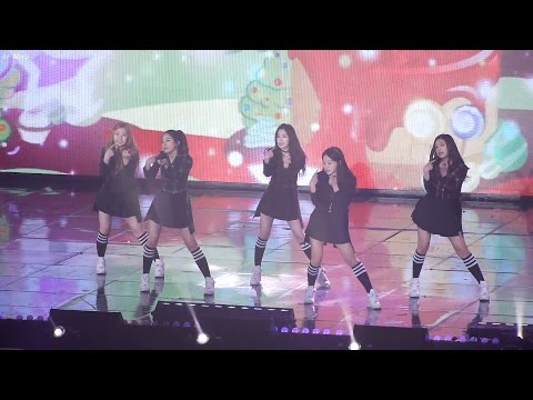 160217 레드벨벳 (Red Velvet) Automatic+Ice Cream Cake [전체]직캠 Fancam (가온차트) by Mera