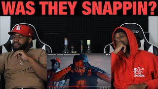 BigKayBeezy ft. Sada Baby - Red Bottoms | Official Music Video | FIRST REACTION