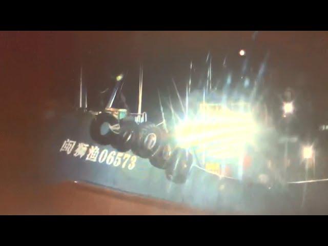 中國漁船越界苗栗外海作業 海巡押回11人