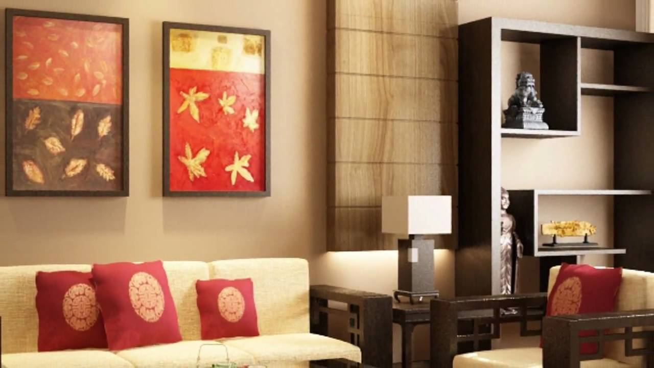 Living Room Decoration - Designs and Ideas - YouTube on Room Decor Pictures  id=56597