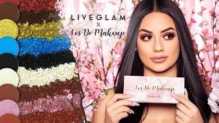 Les Do Makeup X LiveGlam ShadowMe Palette Reveal