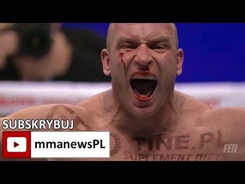 Tyberiusz Kowalczyk o różnicy zarobków FEN/KSW przed walką z Pudzianowskim