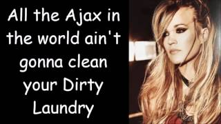 Carrie Underwood ~ Dirty Laundry (Lyrics)