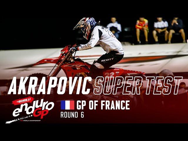 SuperTest EnduroGP France 2021