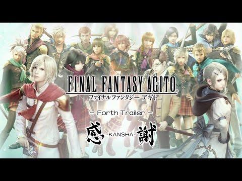 FINAL FANTASY AGITO PSVITA TGS2014 Trailer
