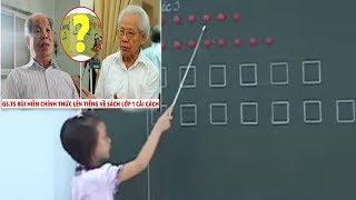 Cải Cách Tiếng Việt 1 đọc ô vuông tam giác PGS Bùi Hiền lên tiếng toàn dân bức xúc