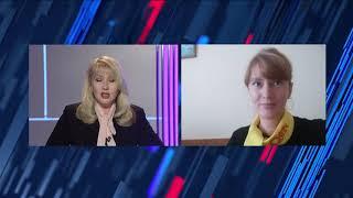 «Актуальное интервью» с Еленой Рудневой, эфир от 21 июля 2020 года