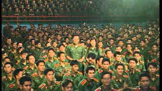 Hiến chúng tôi là chiến sĩ 2007 -2