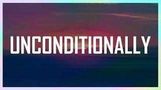 Katy Perry - Unconditionally [Lyrics / Lyric Video] (Brixol Remix)