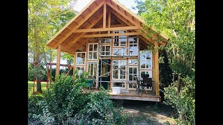 Building my own wooden house