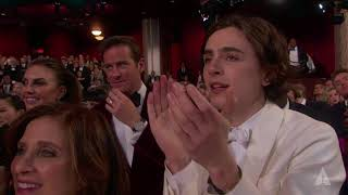 """""""Call Me by Your Name"""" wins Best Adapted Screenplay"""