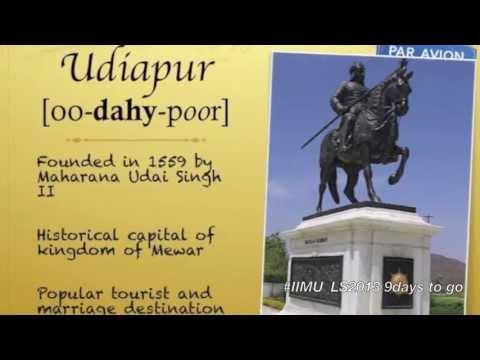 IIMU Leadership Summit 2013 - Udaipur