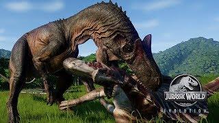 Jurassic World Evolution - Documentário Mundo Aberto #44