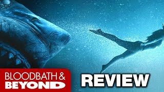 47 Meters Down: Uncaged (2019) - Horror Movie Review