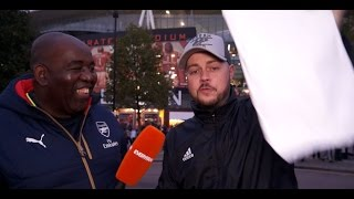 Would Any Arsenal Supporter  Wear A Tottenham Shirt For Money?