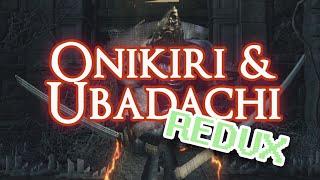 Dark Souls 3 PVP - Luck/Hollow/Bleed Build 2.0 - Onikiri and Ubadachi Redux