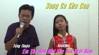Em yêu anh như câu hò ví dặm - Tống Thuận