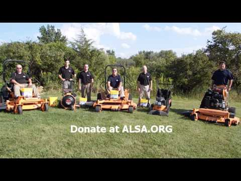 Scag ALS Ice Bucket Challenge