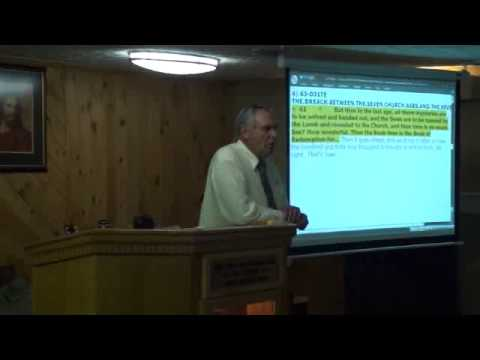 12-0708pm - A Study on the Book of Revelations Pt.18 (The Book) - Samuel Dale