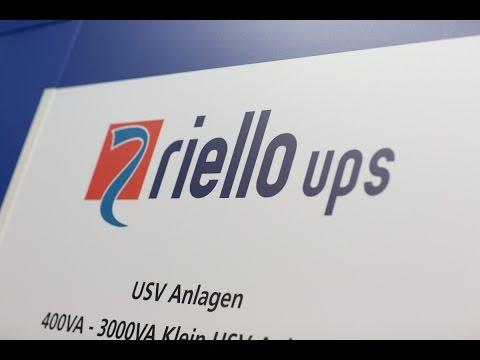 BellEquip GmbH präsentiert Riello UPS auf der Smart Automation 2016